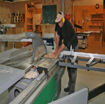 cursus machinale houtbewerking